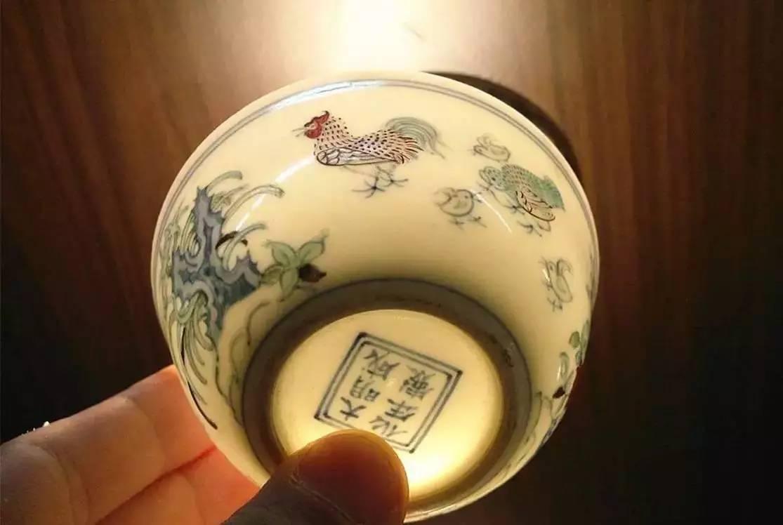 华地头条 价值2.3亿元鸡缸杯现身昆明石博展 圆明园规模最大考古发掘 出土文物5万余件 齐慧娟作品拍得1.46万元