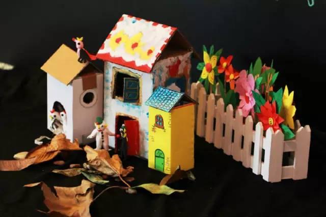 10款幼儿园废物利用创意手工制作!
