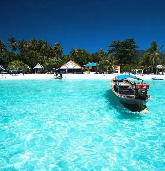 泰国·丽贝岛
