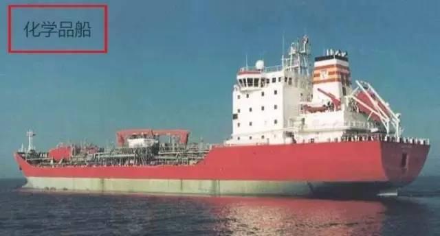 船舶的种类原来有这么多