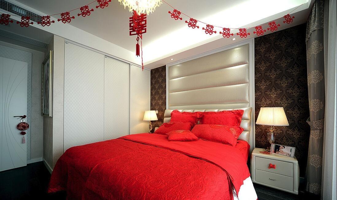 婚房卧室装修,哪款适合你俩?