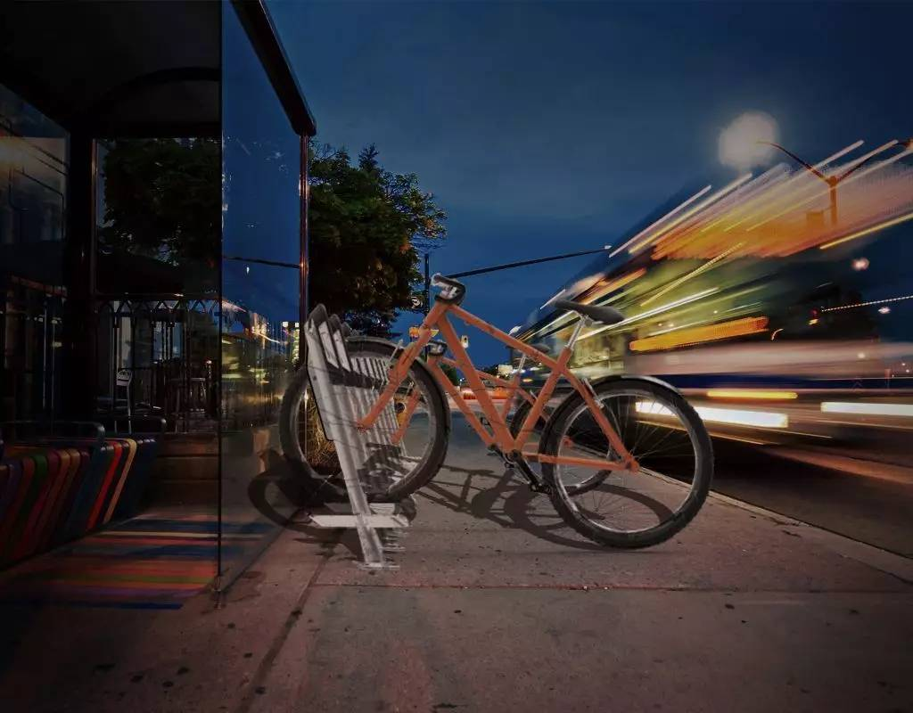 获奖公告 | 北京自行车停车装置设计大赛图片