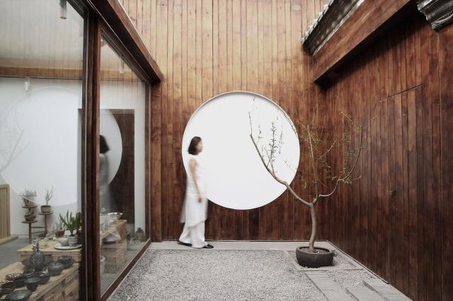 设计鉴赏/中式外衣下的当代艺术