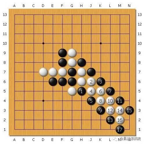 围棋是最佳的早教课程图片