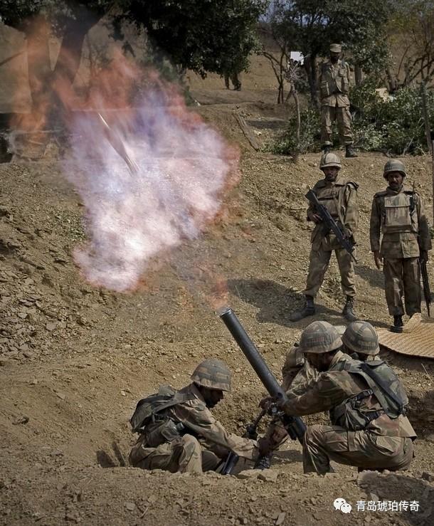 没等中国出手 巴铁便用真炮实弹教训印度