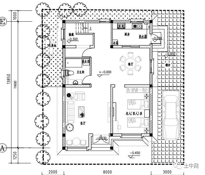 90平米的二层农村小别墅,湖南只要15万,你们那里是多少