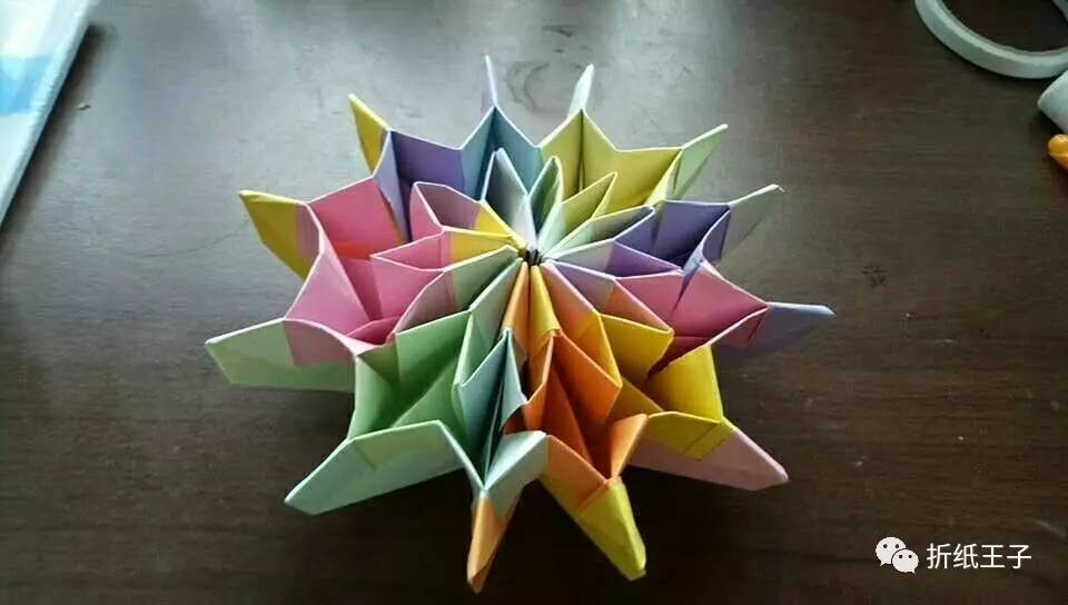 折纸王子学员作业展
