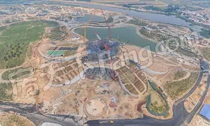 2017衡水全力推进重点建设项目