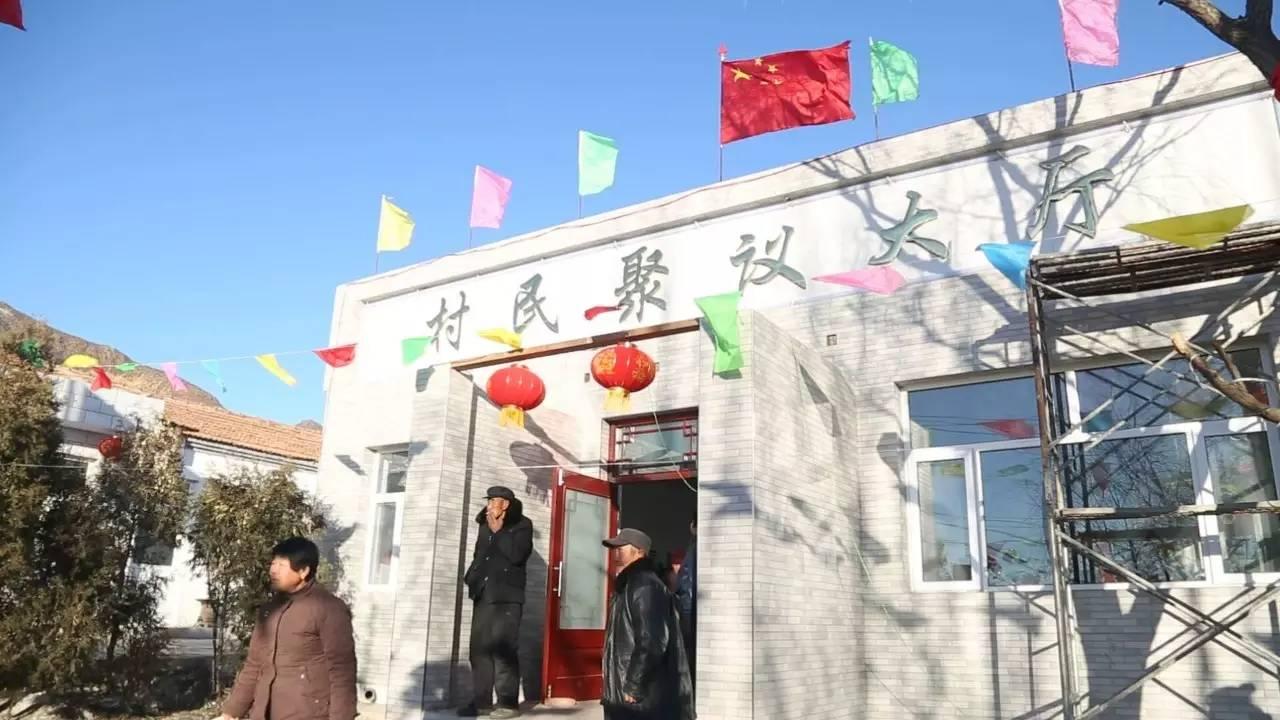 【渡口看张垣】张家口市职教中心学子眼中的宣化百年村宴