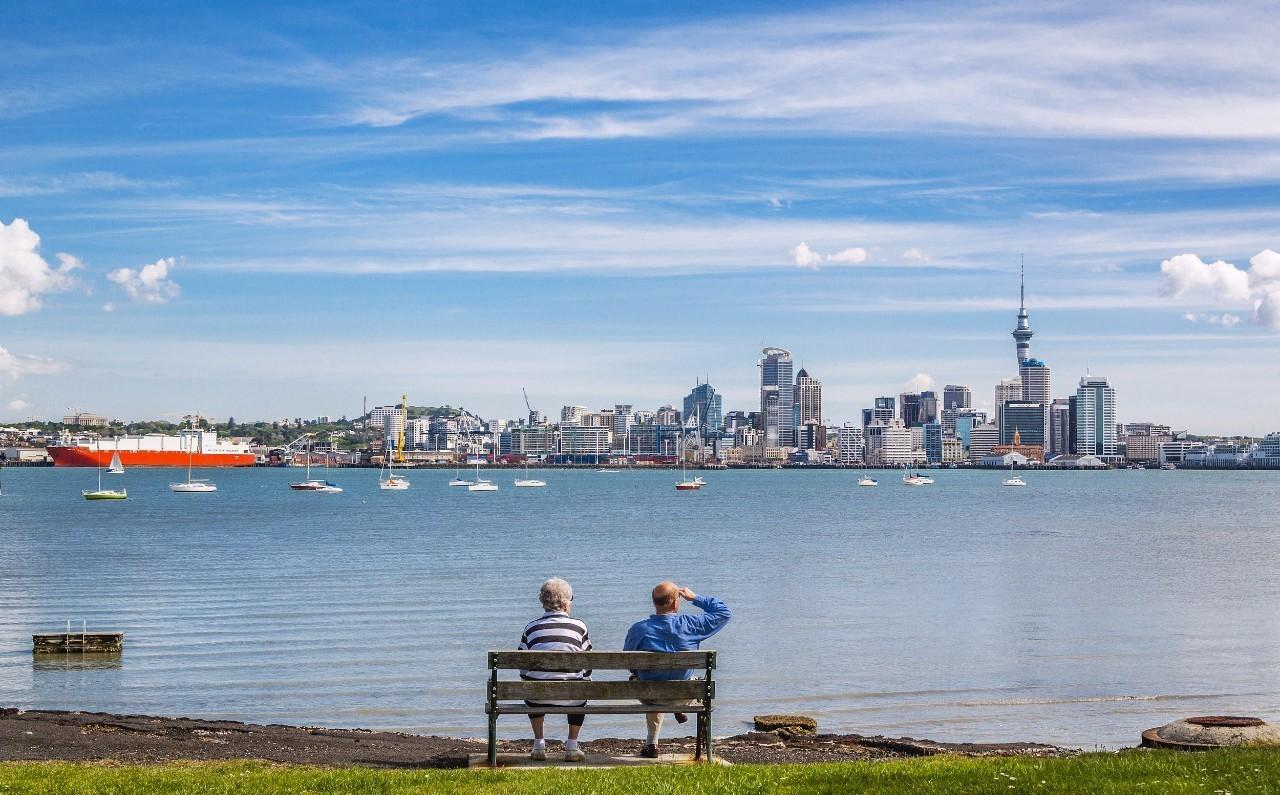 新西兰地理小百科-看新西兰
