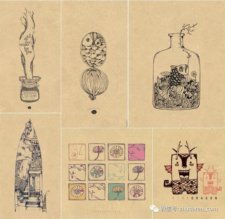 包图网素材图库- 绘画插画涂鸦素材库