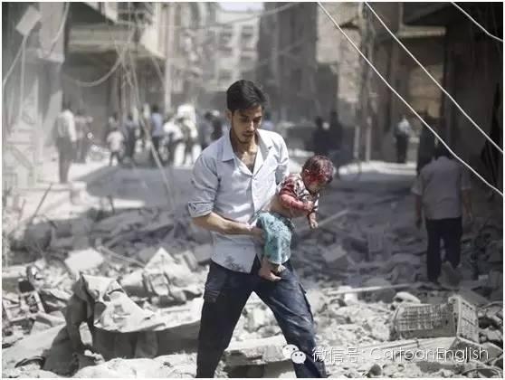 图片读时代——叙利亚内战图片