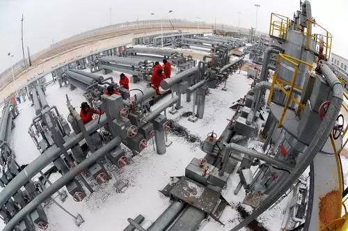 中石化天然气_中石油与中石化全面合作,深度开发东北油气资源!