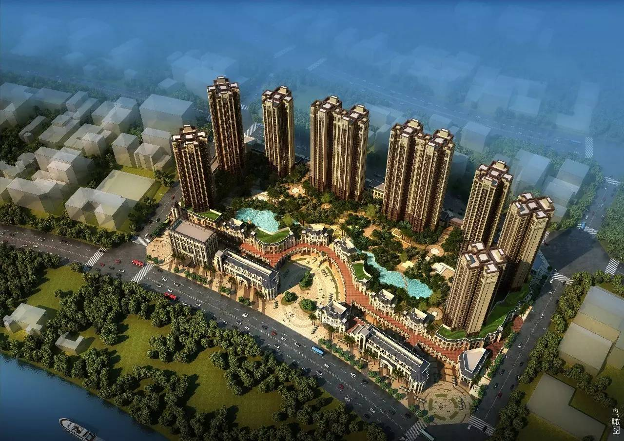 沱江自贡港规划设计图