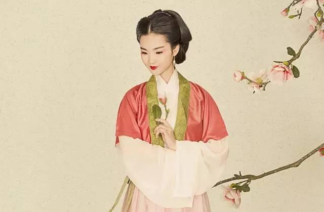中国女子服饰变迁史,绝美古风!