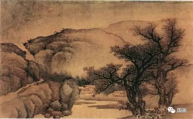 这些山水画,代表着中国画的最高水平!