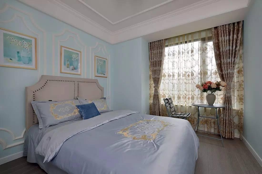 卧室石膏线款式