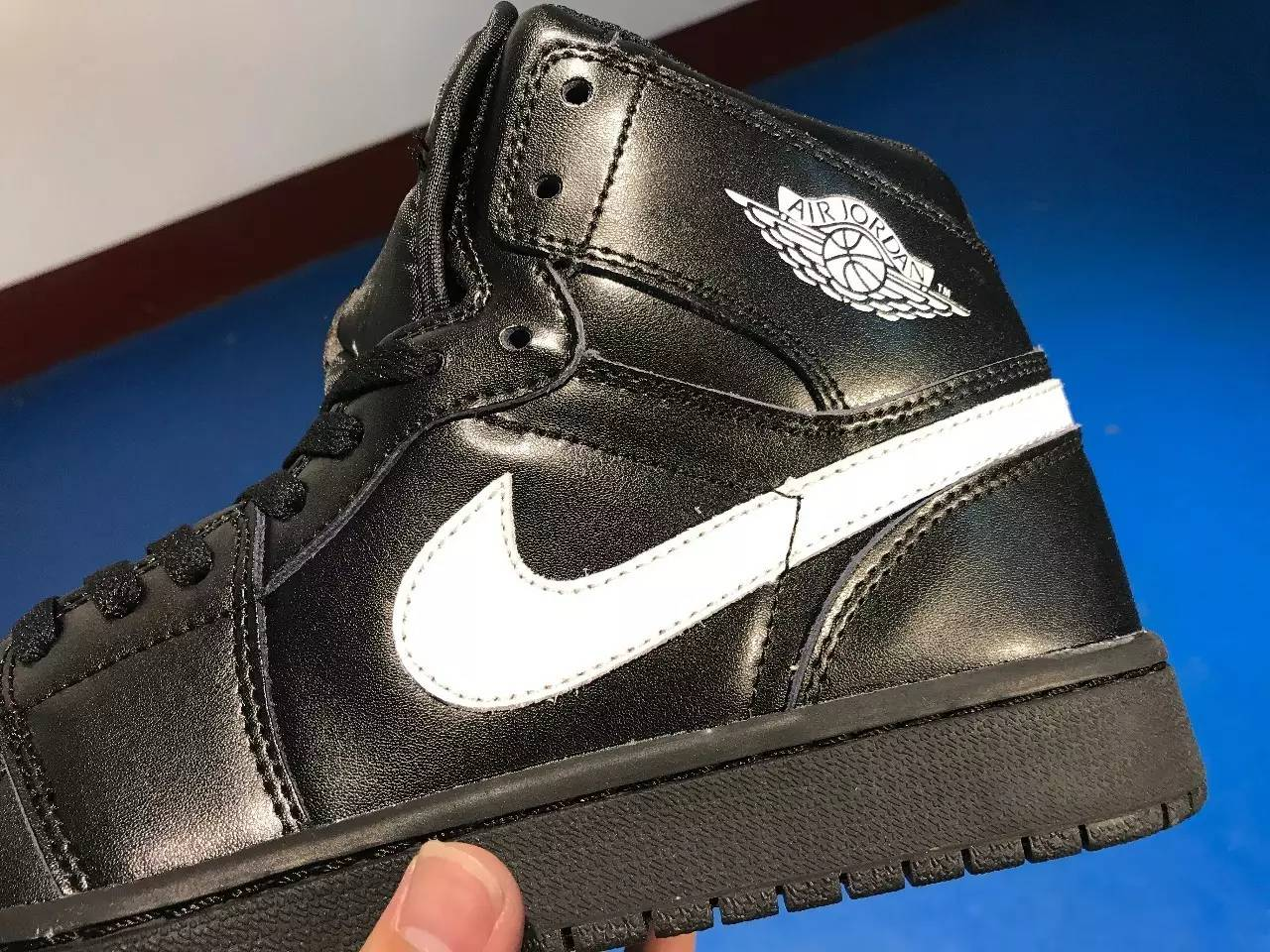 Air Jordan Cyber Monday AJ1黑白奥利奥575441 555088 57544...