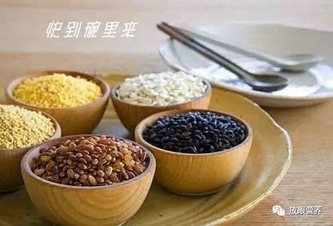 粥,米饭,面条,馒头,吃明白