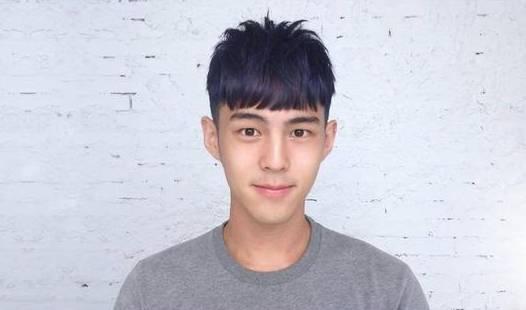 发型欣赏——最流行男发18款图片