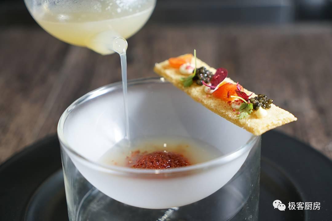 现代烹饪分子厨艺融合菜品分享