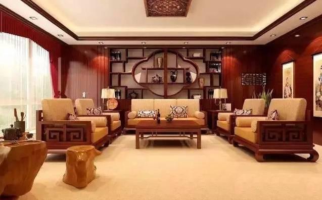中式红木家具大全,开眼界了!