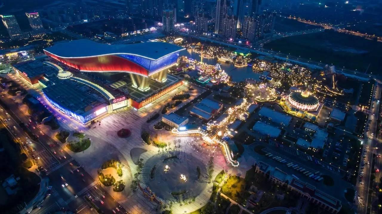 世界级特大型文化旅游商业综合体项目定位哈尔滨万达茂位于第四色激情电影图片