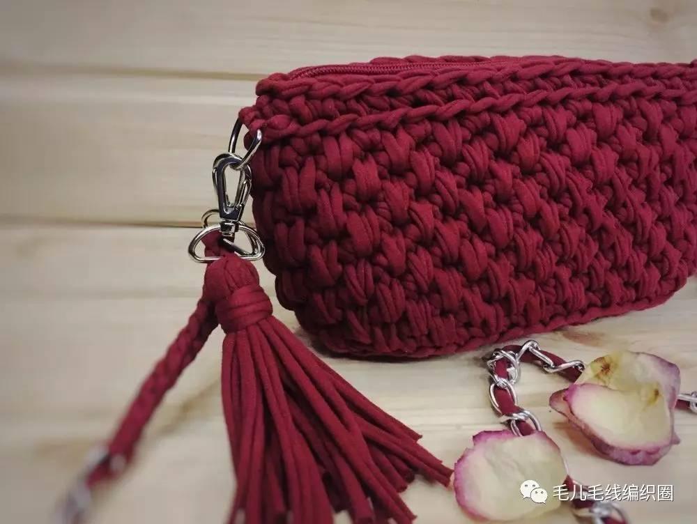【33色彩色 布条线 毛线钩针diy钩包包地垫宝宝毯子线 手工编织粗线】