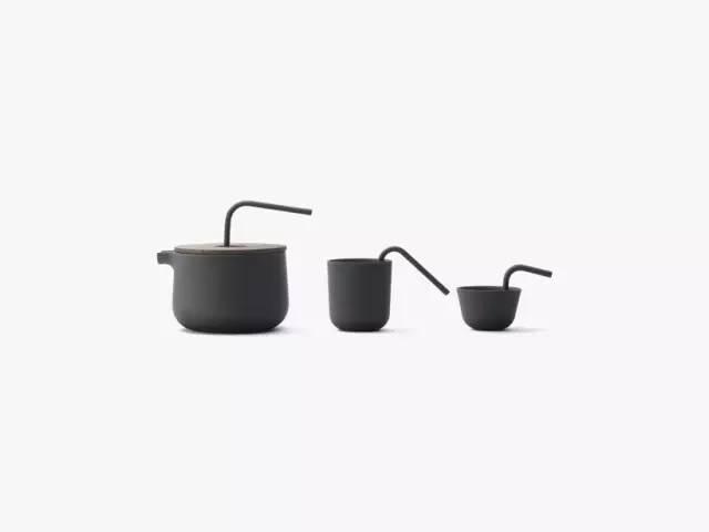 日本设计品牌nendo的餐具设计