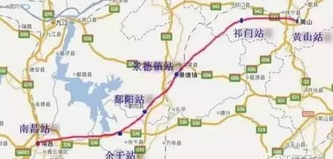 景德镇新城区规划图