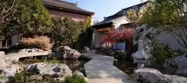 新中式园林景观解析,独到图片