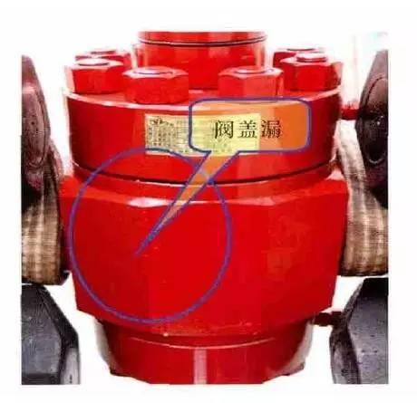 高压井口阀门静水压试验中常见质量问题浅析