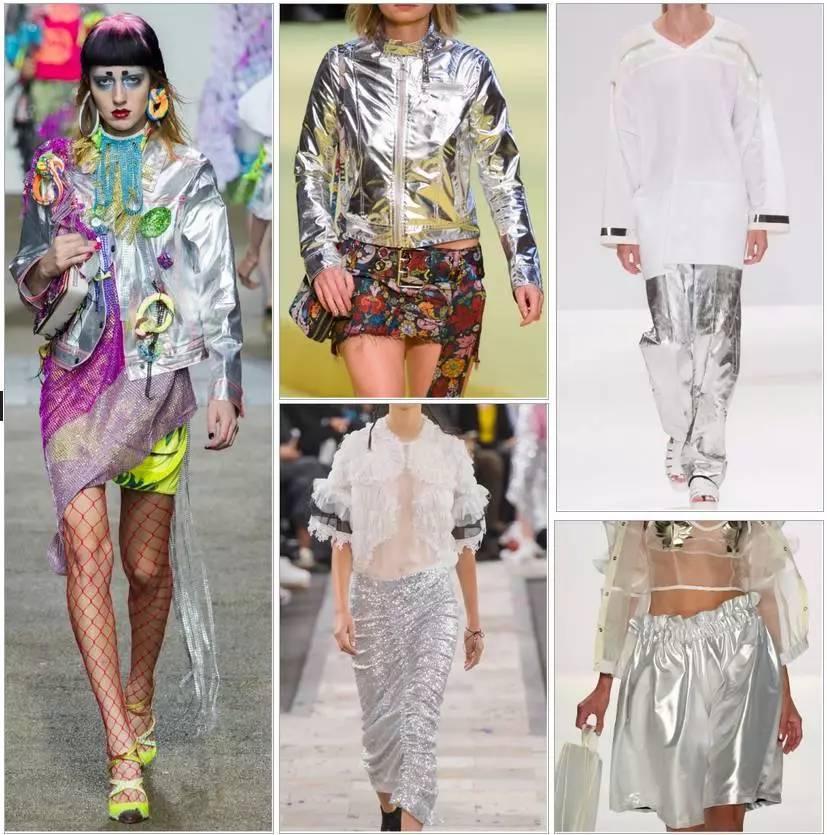 时尚 2017秋冬,女装流行趋势  跟踪报告