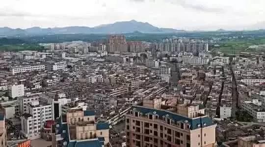 南雄gdp_广东最有钱的100个地区,南雄竟排在(3)