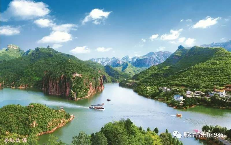 自驾丨主播带你畅游邯郸京娘湖,玻璃栈道 高空索道,你敢挑战吗