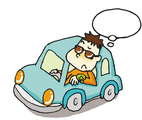 烈日当头,许多车主喜欢开车时戴深色的太阳镜,一来耍酷,二来可以遮挡