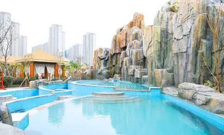 打造的海皮岛,是融合杭州湾海洋文化特色的一组现代化高科技精品乐园.