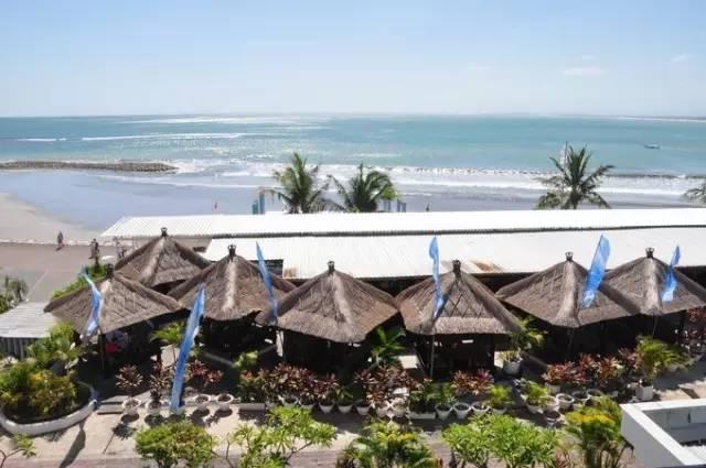 这里是巴厘岛最好的海滩