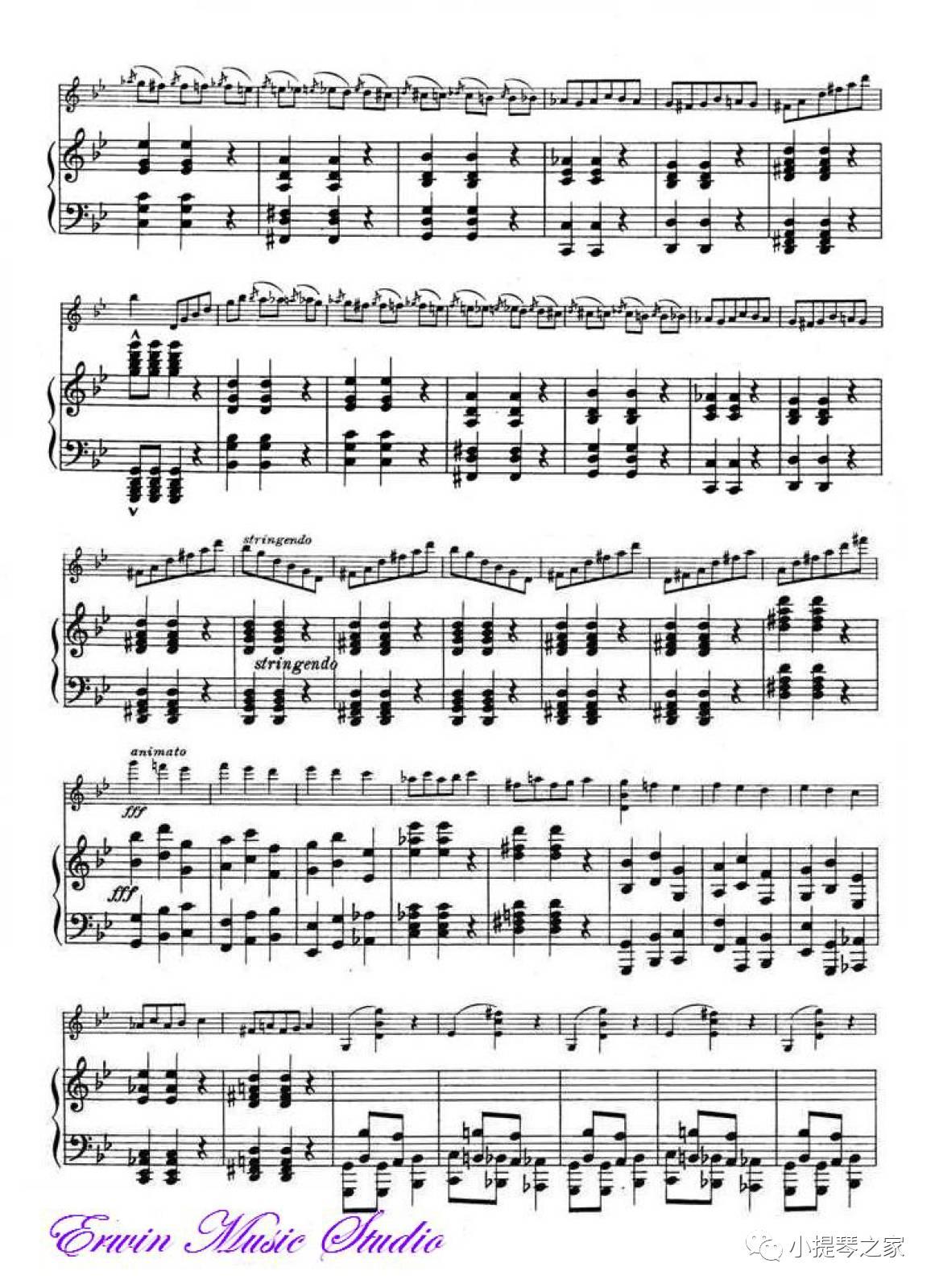 骷髅之舞 附小提琴谱 圣桑曲,杜达梅尔指挥