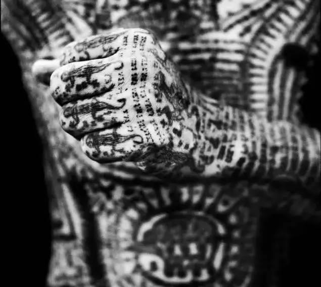 泰国的宗教纹身这么火 这些图案是什么意思,你明白吗图片
