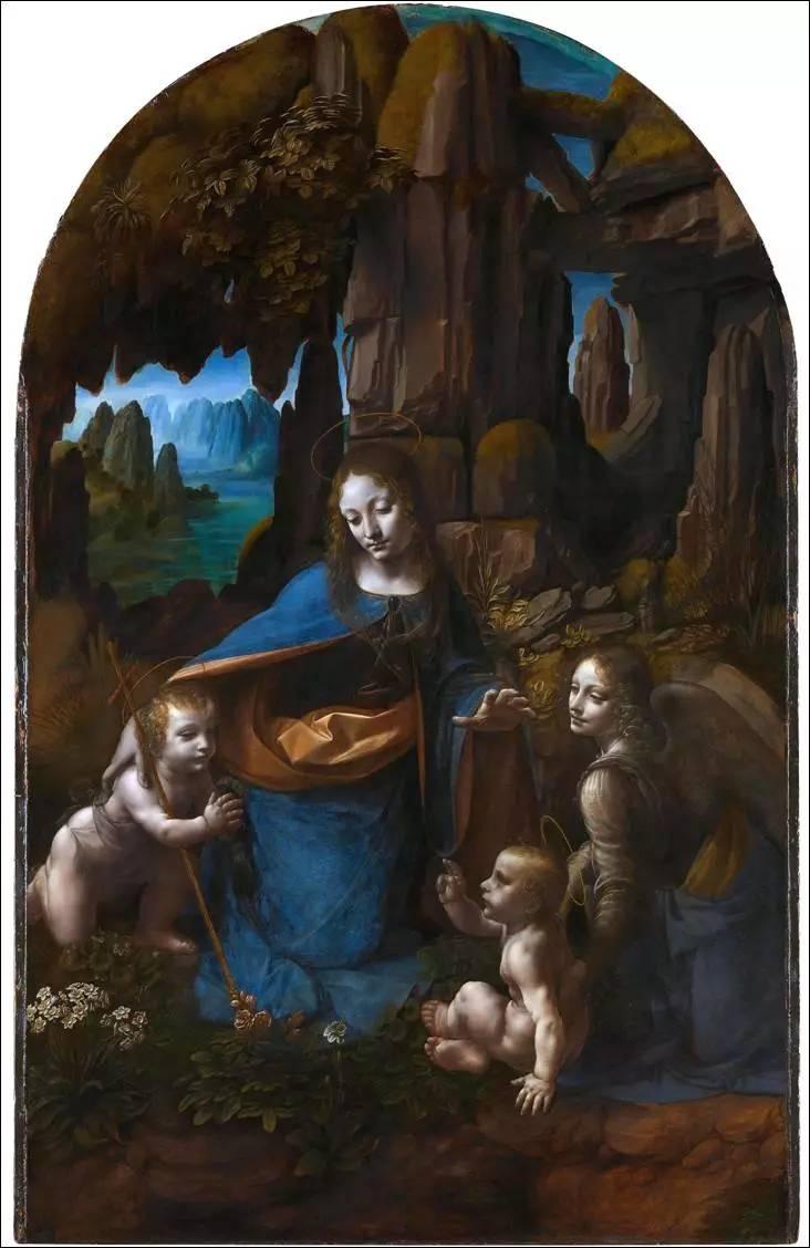 讲座集锦 从乔托到丢勒 文艺复兴时期的绘画