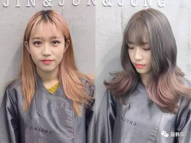 4个来自韩国发型设计师的INS,改造完之后堪比整容