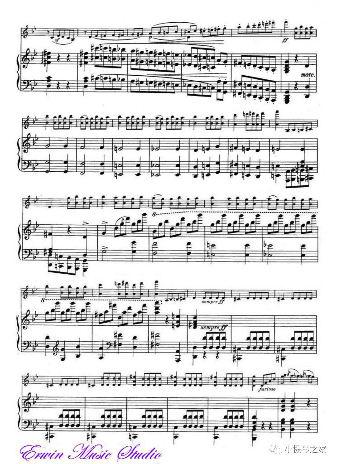 附小提琴谱 圣桑曲,杜达梅尔指挥