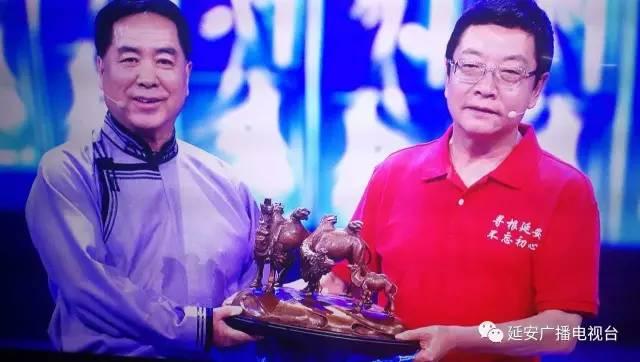 延安PK阿拉善,延安市长薛占海央视竞演唱民歌!