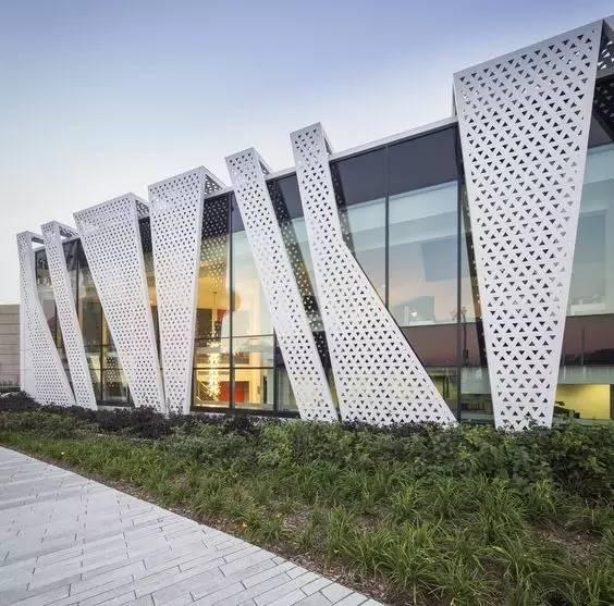 全球顶级建筑表皮细部设计,绝对颠覆你对外立面的认识