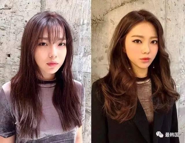 4个来自韩国发型设计师的ins,改造完之后堪比整容!图片