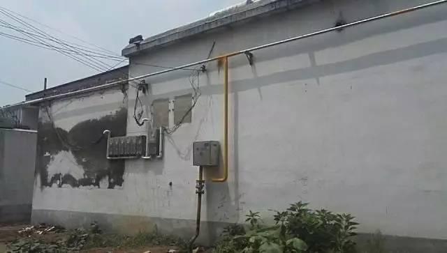农村水暖安装_再来说一说农村家庭安装天然气有什么隐患