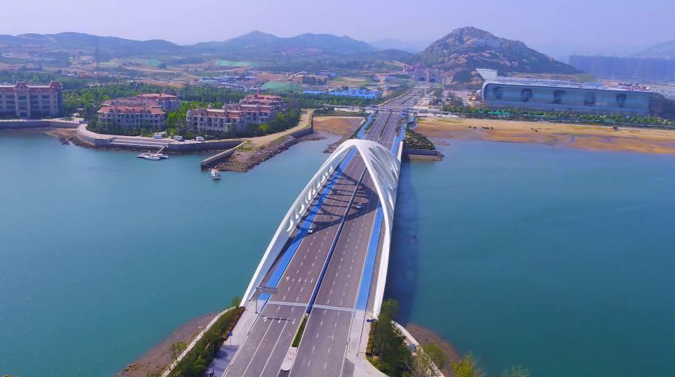 【灵山湾影视文化产业区】东方影都将于明年4月全部开业,文化区影视