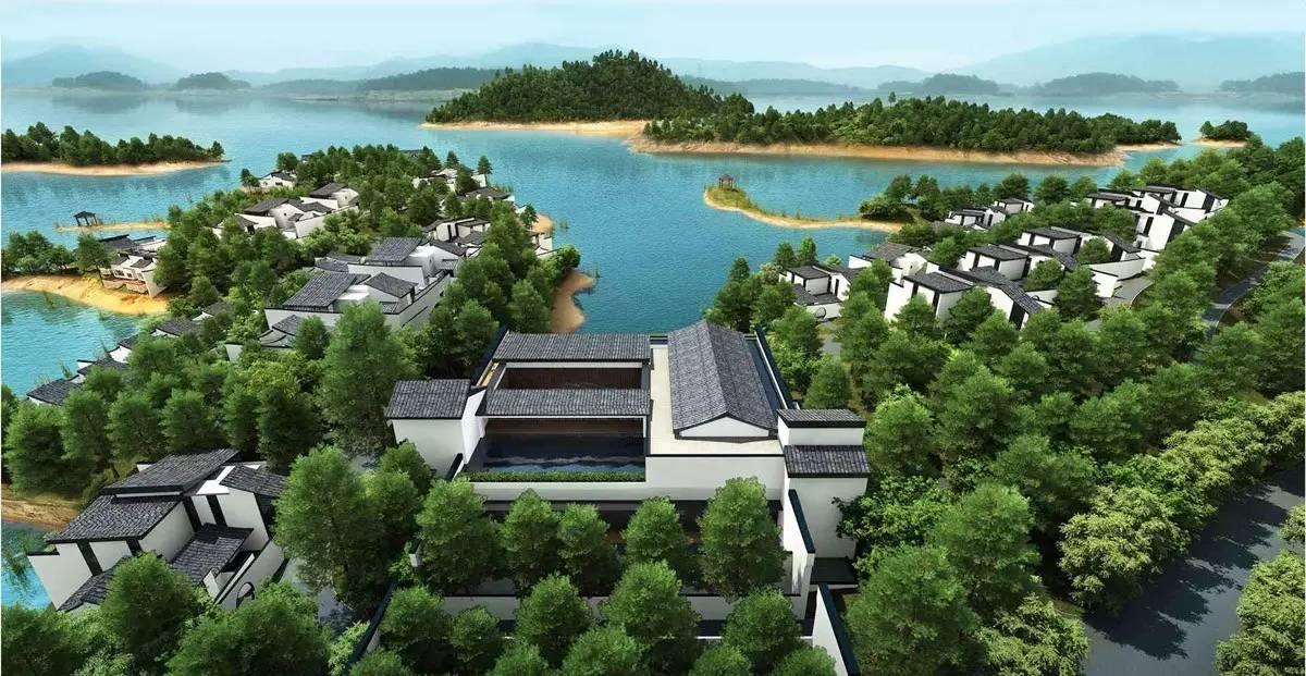 【金螳螂 · hba作品】千岛湖安麓酒店——独属东方的