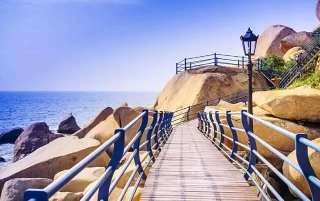 海边游新宠——台山那琴半岛| 遇见最美的海,品海鲜摘